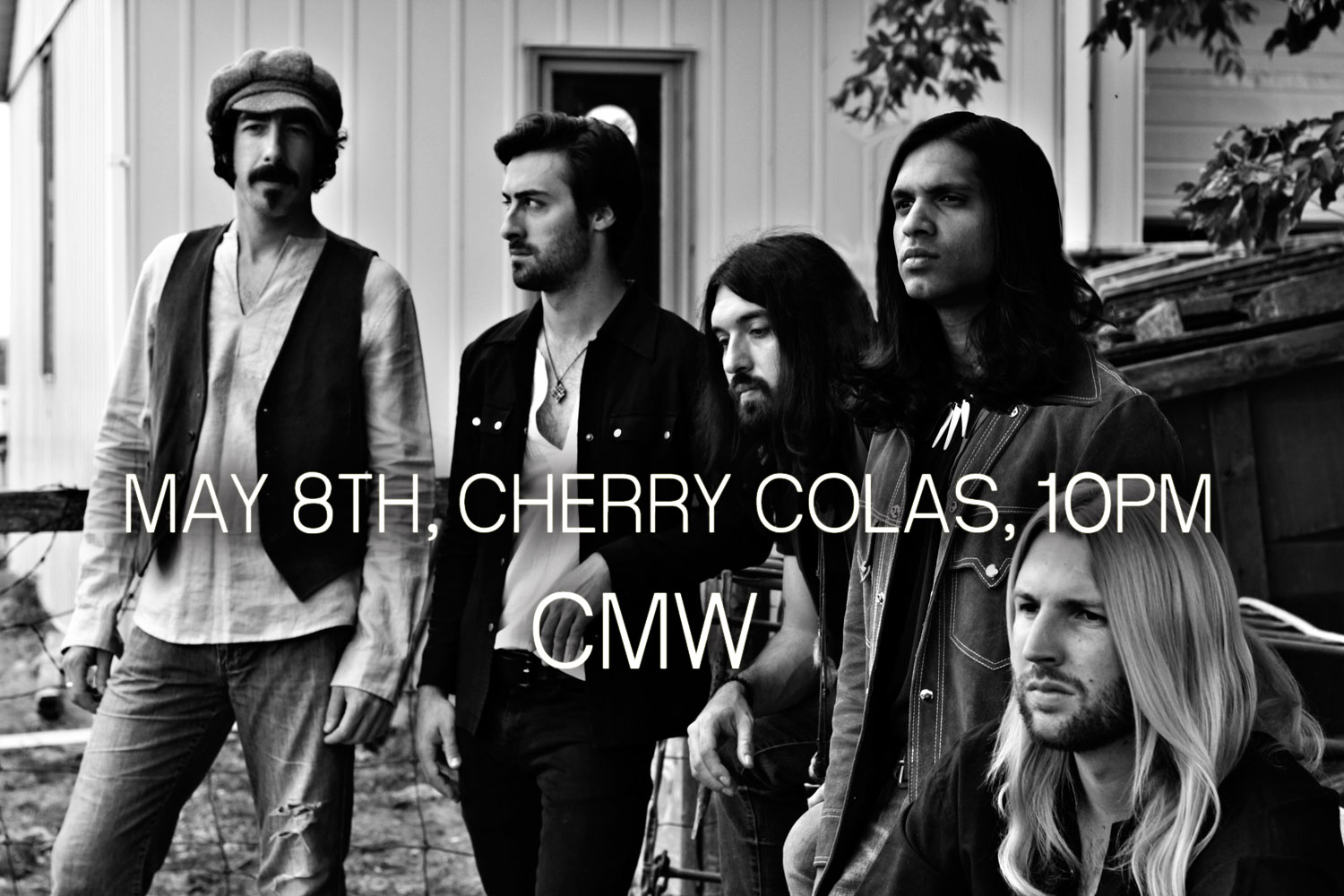 CMW SHOWCASE AT CHERRY COLA'S